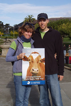 Farm Sanctuary Walk for Farm Animals