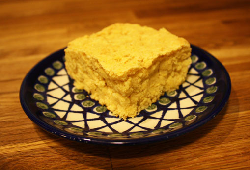 Vegan Corn Bread